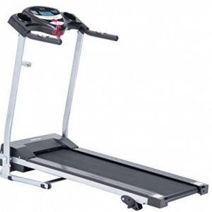 Merax JK1603E Easy Assembly Folding Electric Treadmill Motorized Running Machine
