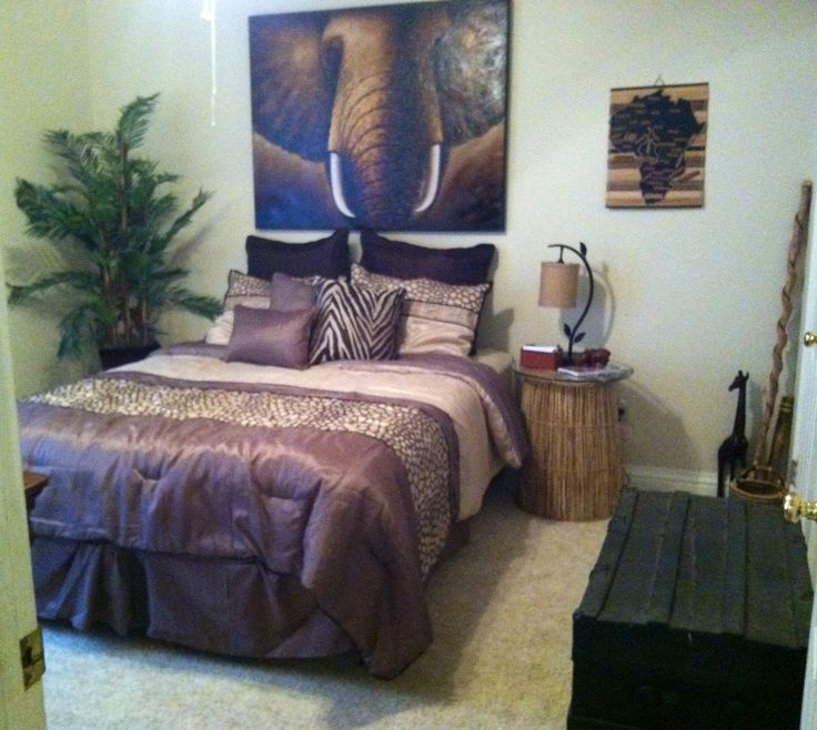 Africa themed bedroom bedrooms pinterest for African themed bedroom ideas