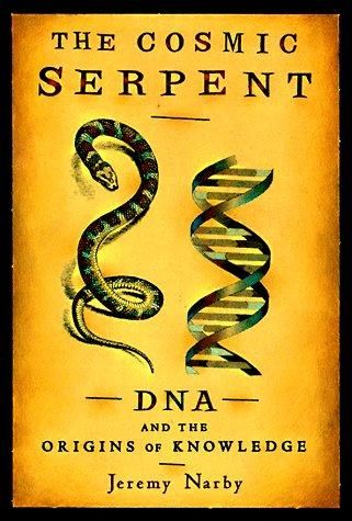 THE COSMIC SERPENT  by Jeremy Narby--blew my mind.  DNA the double helix snake of ayahuasca.
