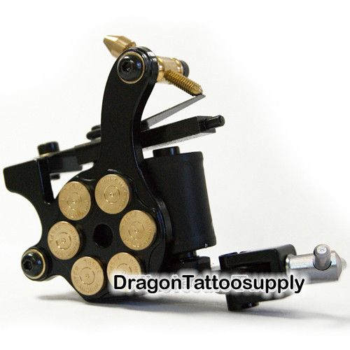 http://dragontattoosupplies.com/collections/tattoo-machines/products/professional-black-bullet-revolver-tattoo-machine-w-10-wrap-coil