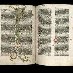 Bíblia de 42 linhas de Gutenberg
