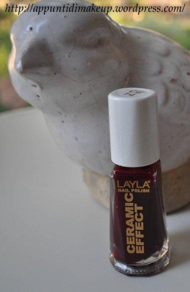 Layla – Smalto Ceramic Effect pubblicato in Nuovi acquisti su Appunti di makeup: http://appuntidimakeup.wordpress.com/2012/09/29/layla-smalto-ceramic-effect/# Credits immagine: Lala85