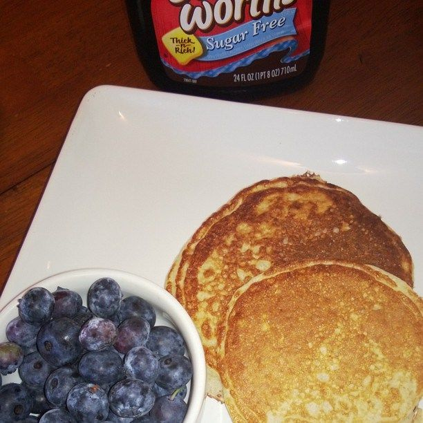 Trim Healthy Pancakes. My husband loves these! Trim Healthy Mama. Wear Your Vitamins.