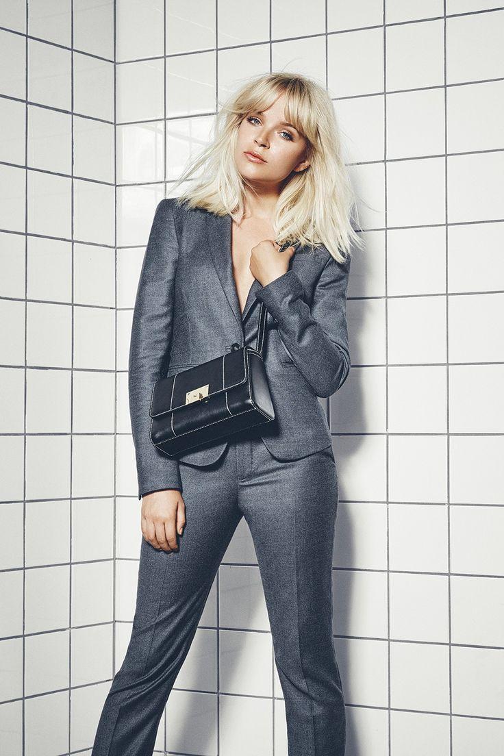 Marie Jedig x Markberg | Classic black and retro look | Lilli Crossbody