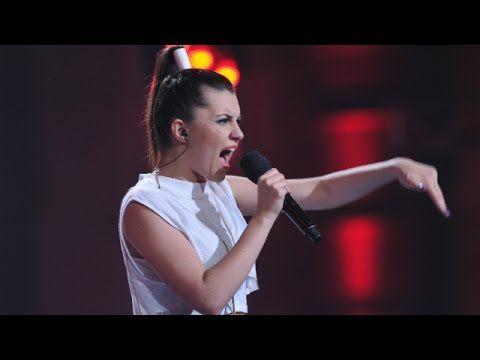 "The Voice of Poland V - ""Lady Marmalade"" - Justyna Janik, Natalia Bajak - YouTube"