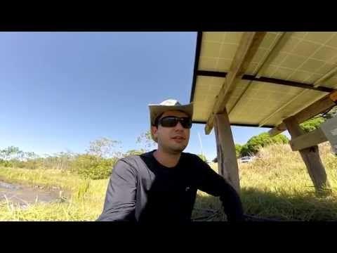 Bombeamento de água na fazenda com energia solar - YouTube