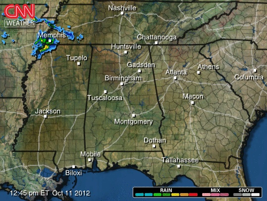 Weather Forecasts, Doppler Radar Reports and Weather Maps from CNN.com- current for Jasper, Alabama