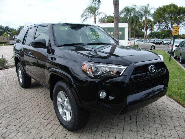 2014 Toyota 4Runner SR5 4x2 SR5 4dr SUV SUV 4 Doors Black for sale in Coconut creek, FL Source: http://www.usedcarsgroup.com/used-toyota-for-sale-in-coconut_creek-fl