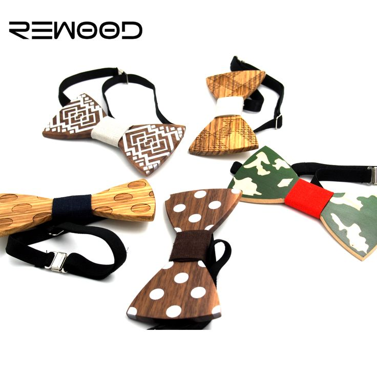 Wooden Bow Tie Accessories For Men //Price: $11.00 & FREE Shipping Over 180 countries //    #tiesformen