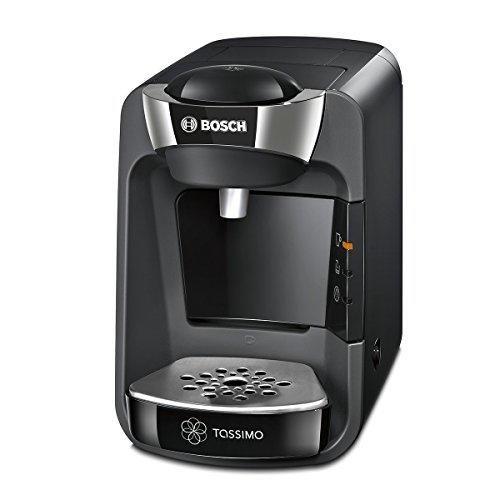 Oferta: 44€ Dto: -66%. Comprar Ofertas de Bosch Tassimo Suny TAS3202 - Cafetera multibebidas automática de cápsulas con sistema SmartStart, color negro intenso barato. ¡Mira las ofertas!