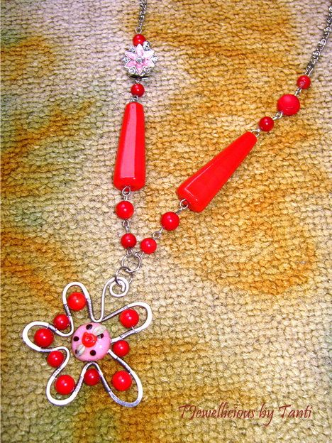 Summer necklace...