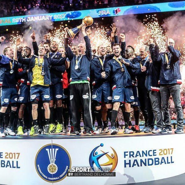 [Photo : @sportclownphotos] #Handball2017