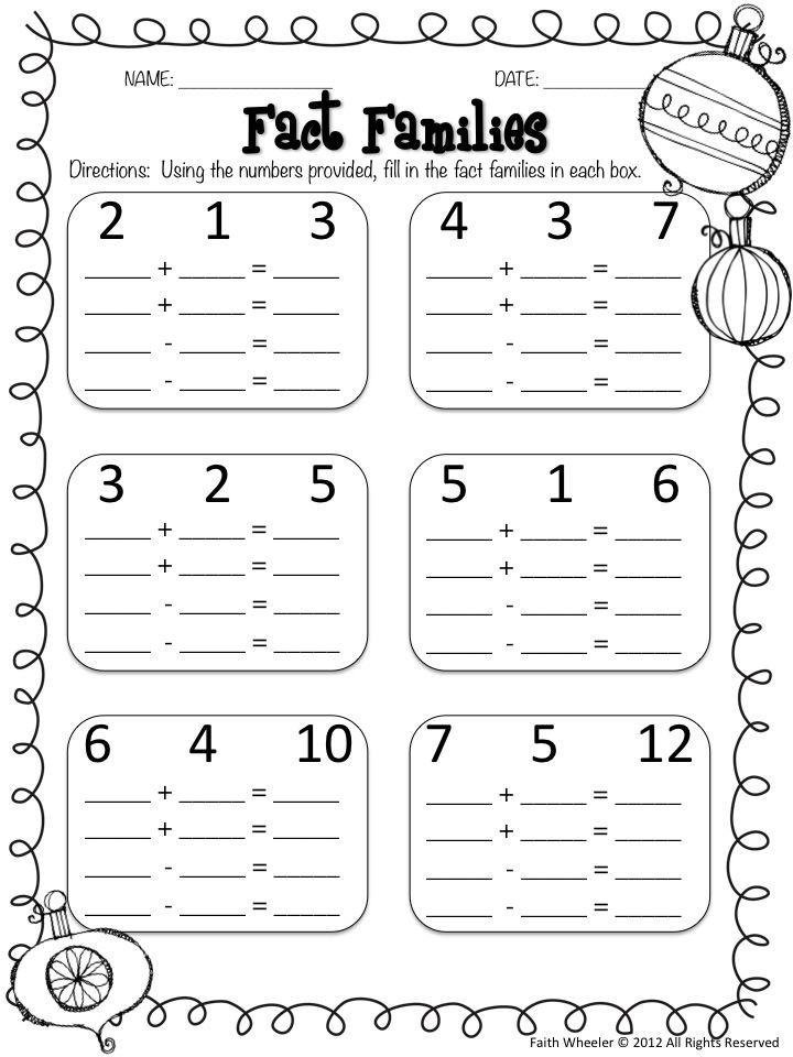 1st Grade Fantabulous: Fantabulous Freebie Friday