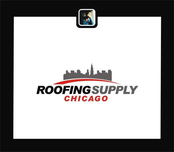 Logo needed for roofing supply company in Chicago by eutographics