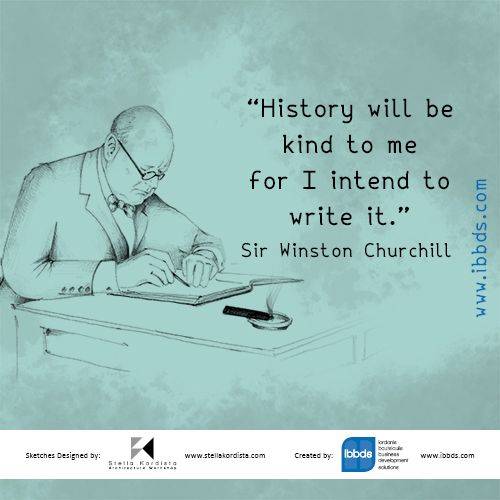 #Funny #Business #Quotes, #Sir #WinstonChurchill, by #ibbds