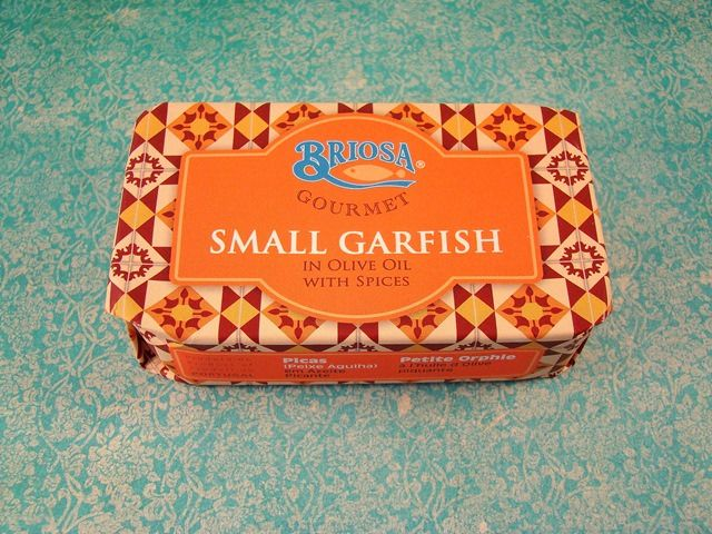 Briosa Gourmet - Small Garfish in Olive Oil with Spices