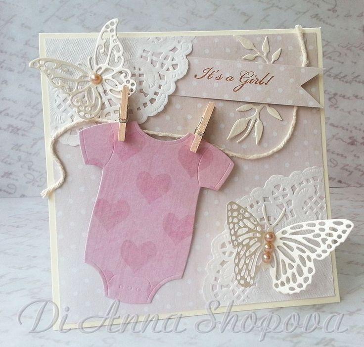 Congratulations Baby Girl Card Printable personalised baby girl - free printable congratulations baby cards