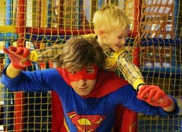 Закахать Супермен на День Рождения