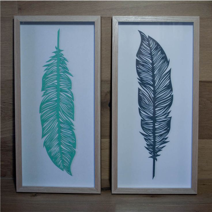 Our Papercut Feathers, are individually hand cut and framed. Available in varying colours, current range includes Grey, Teal and Coral. New colours coming soon.Colour: Teal PaperSize: 50cm x 23cm Framed