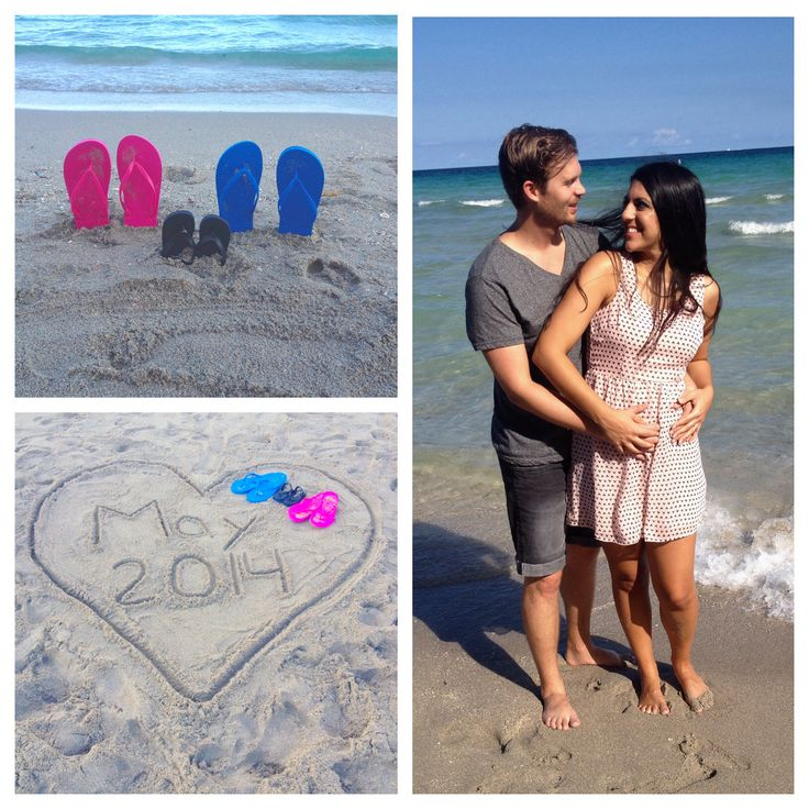 17 Best ideas about Beach Baby Announcements – Pinterest Baby Announcement Ideas