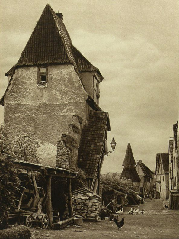walpurgishalle:  Old Germany