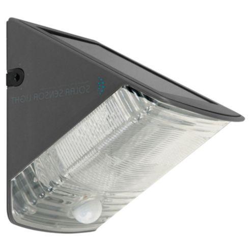byron ranex led solar security light solar security. Black Bedroom Furniture Sets. Home Design Ideas