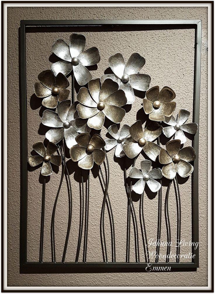 20 beste idee235n over metalen bloemen op pinterest
