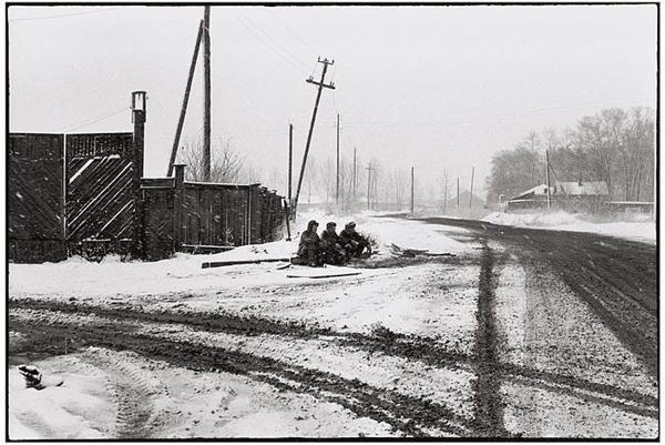 """МАСТЕРА ФОТОГРАФИИ: Анри Картье-Брессон (Henri Cartier-Bresson) / подборка """"РУССКИЕ"""""""
