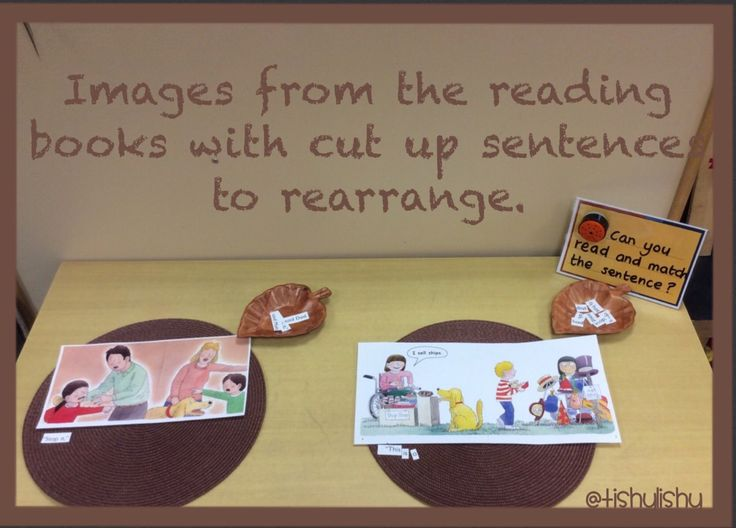 Following on from last week's literacy work. Children will compose sentences to match the picture.