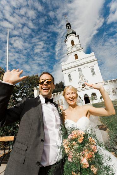 Kaasgrabenkirche Dobling Wien - Hochzeit