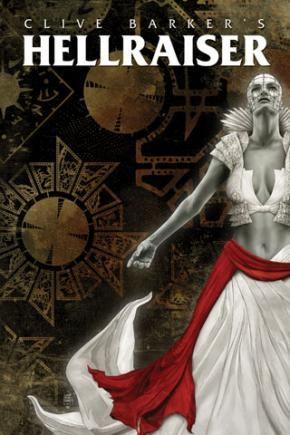 Kirsty Cotton Pinhead Cenobite Hellraiser Cenobites Horror Comics Comics Cult Movies