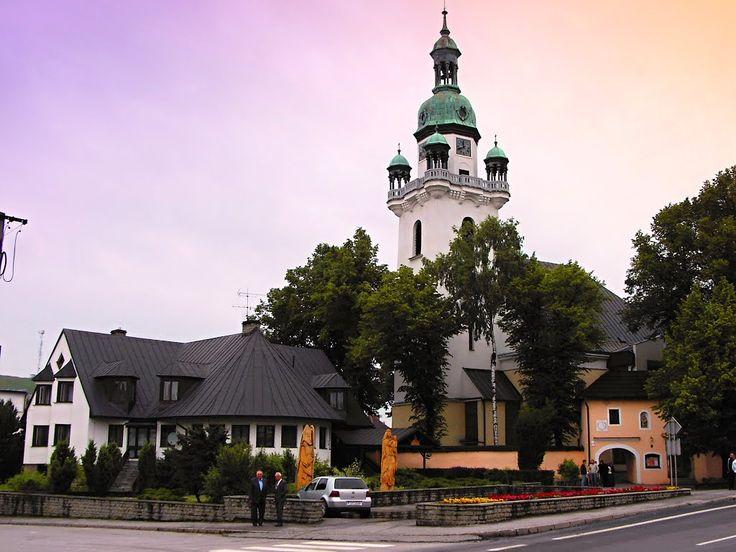 Church of St. Martin - Trstená - SLOVAKIA - 2007