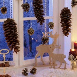 die sch nsten bastelideen f r weihnachten weihnachten pinterest decor winter and weihnachten. Black Bedroom Furniture Sets. Home Design Ideas