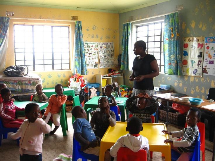 Our ECD children