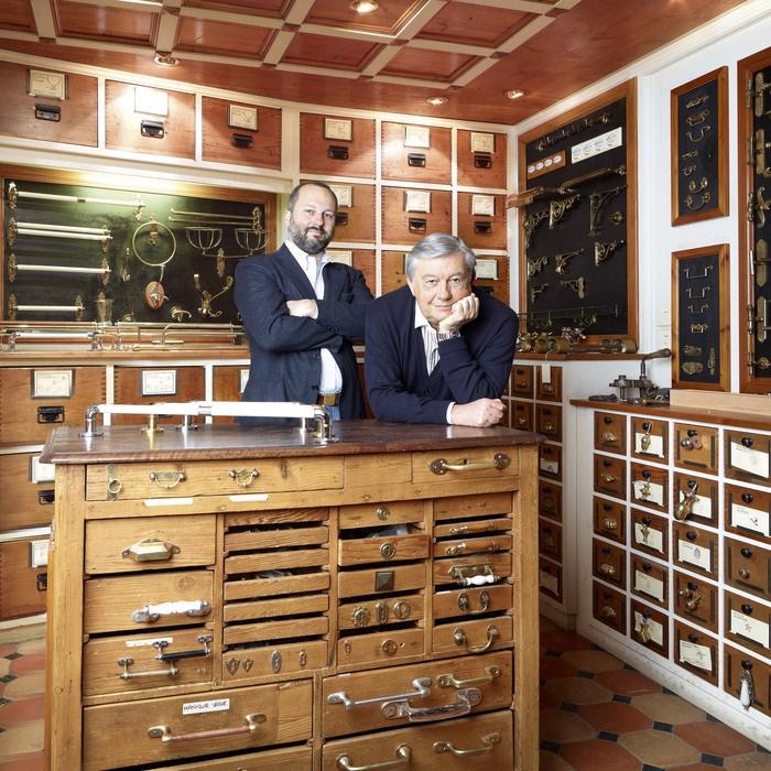 Riccardo Barthel & Francesco Barthel