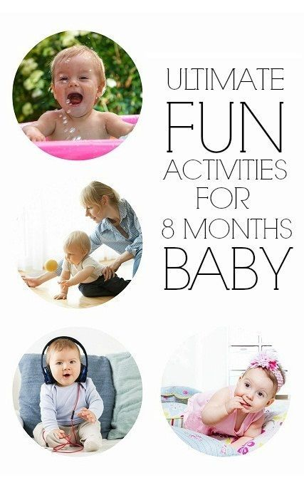 Top 10 Activities For Your 8-Month Old Baby: By now, babies become an expert in sitting and probably crawling too. They remain active and energetic; always moving around and exploring. It is now the right time to introduce certain activities and keep them busy.
