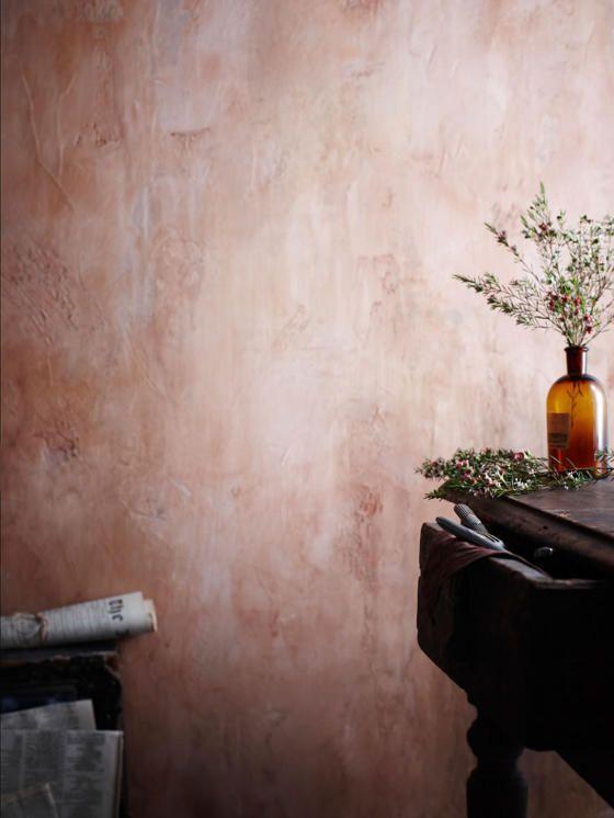 www.littlegreenshedblog.co.uk, pink walls
