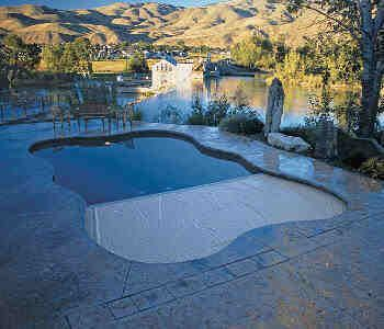 Cover Pools:  automatic pool safety covers.