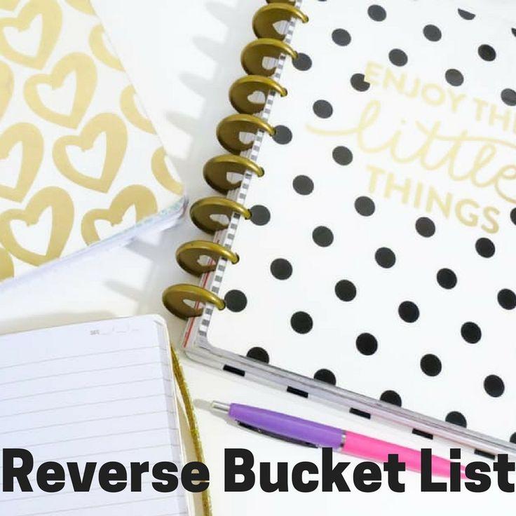Reverse Bucket List  http://www.nomadicjessica.com/blog-1-1/2017/2/26/reverse-bucket-list  Jessica Carlin