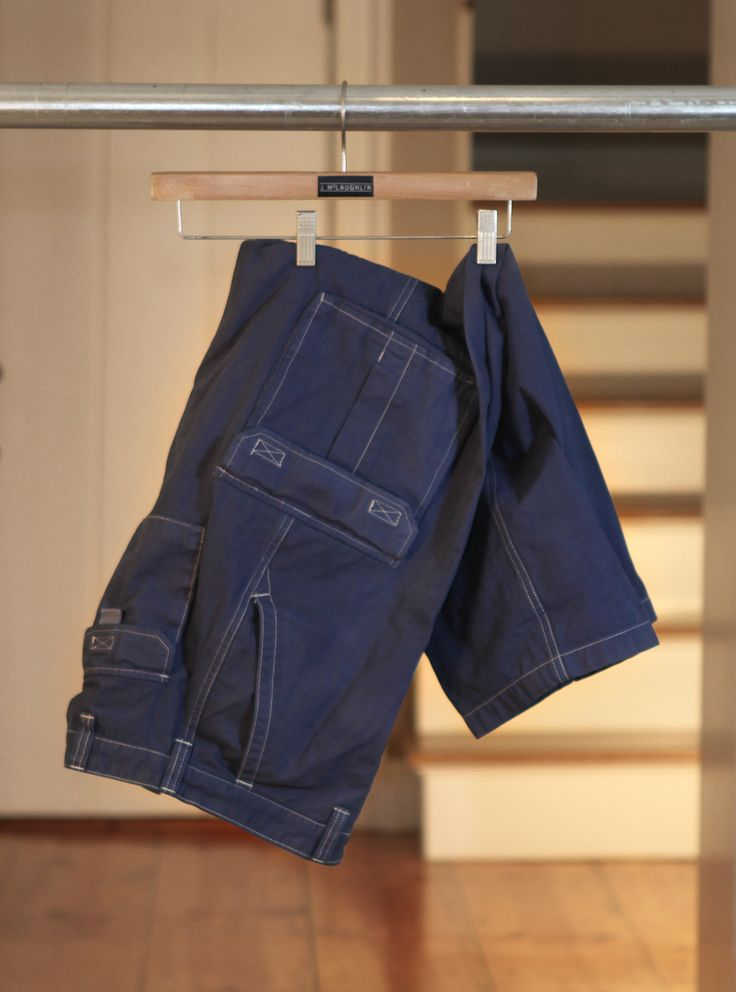 Dyed Cargo Pants for Men. Instructions via Dianne Giancola at  TheRitStudio.com