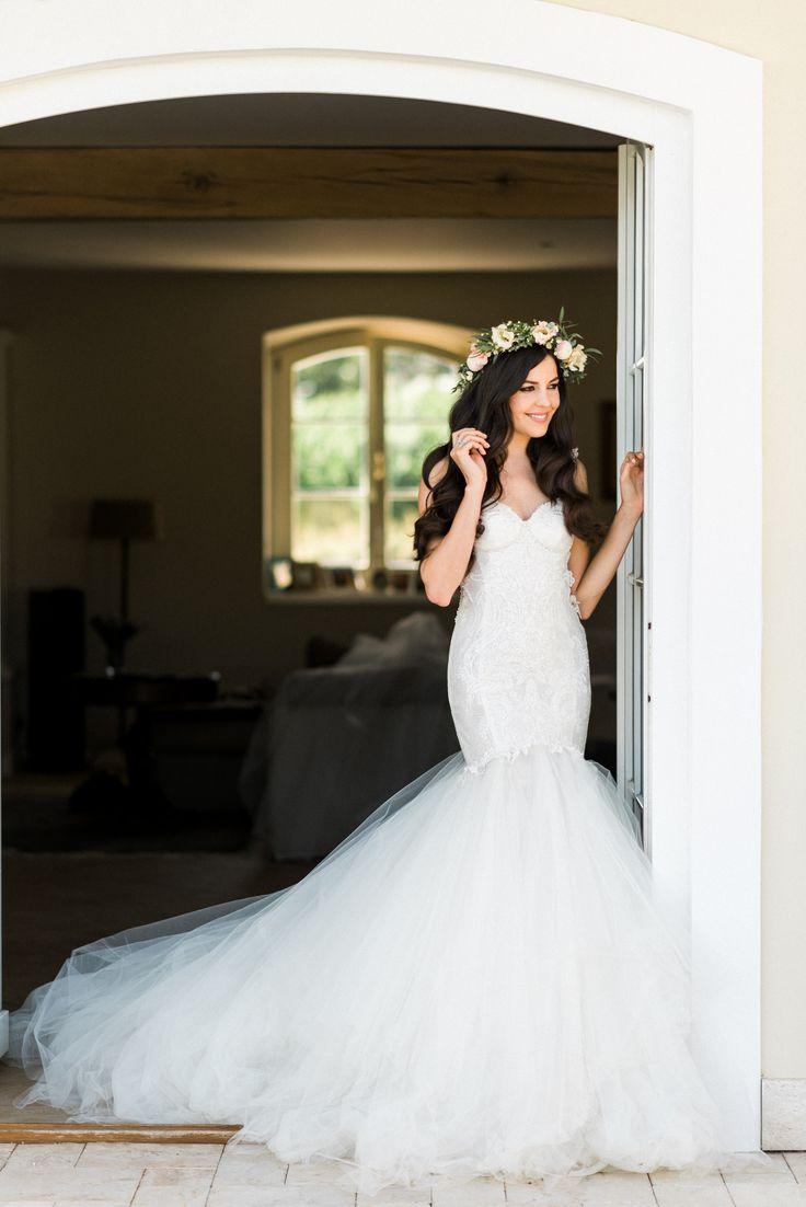Photo: www.wedoverhills.com Galia Lahav Loretta Bride