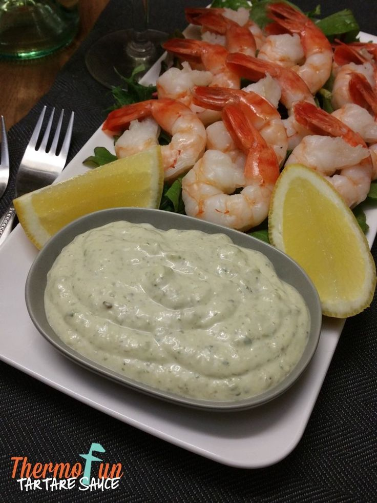Seafood lovers know you need a good tartare sauce and this thermomix tartare sauce does not disappoint! With homemade mayonnaise and a good balance of flavo