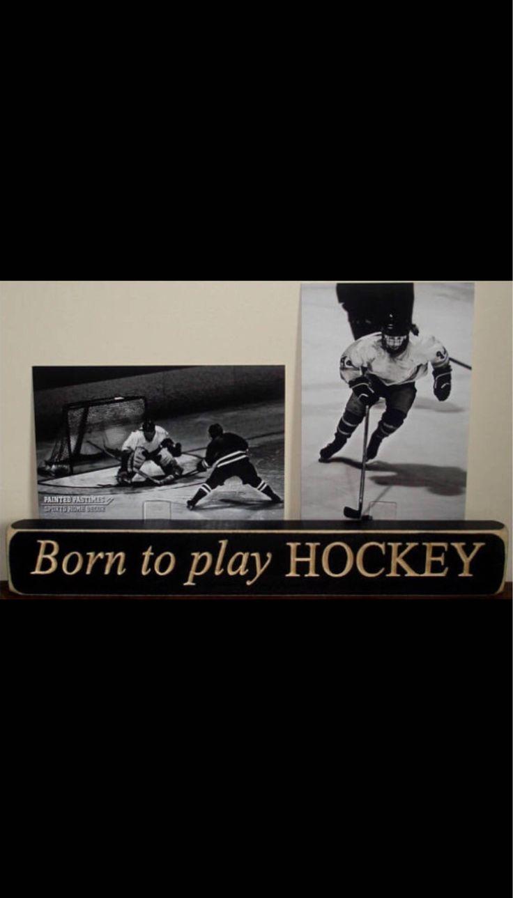 Hockey Bedroom Decor Canada: Best 25+ Hockey Decor Ideas On Pinterest