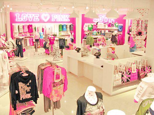 25  Best Ideas about Victoria Secret Store on Pinterest | Victoria ...