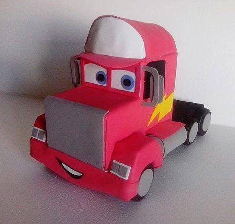 Cars Mac fofucha