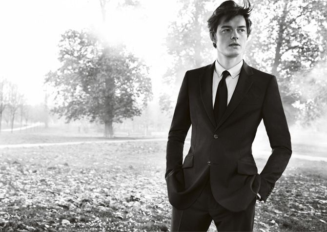 sam riley for burberry | easy on the eyes | Pinterest ...