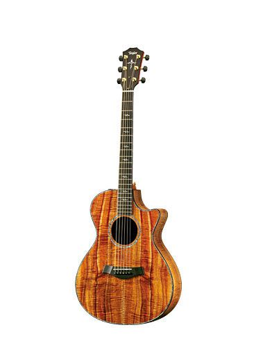 Taylor K-22ce Koa acoustic guitar.
