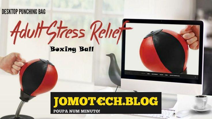 Mini Saco de Boxe! Ideal para descarregar quando algo corre menos bem! http://jomotech.blog/mini-saco-de-boxe/ #jomotech #jomotechblog #mini #saco #boxe #stress #murro #aliviar #punch #ball #relief #fun #funny #comic #desk #portable #musthave #punching #boxing #gearbest