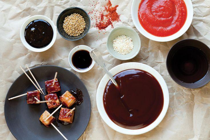 Smoky Barbecue Sauce | Vegetarian Times