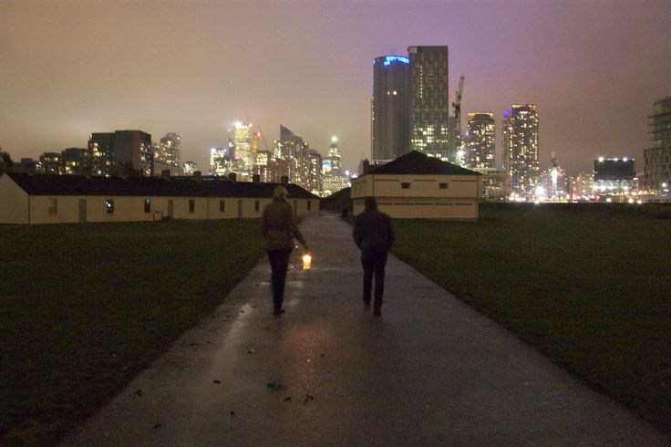 Underground in the heart of Toronto, the bodies of solders killed two centuries ago surround Fort York—which could be why it's reputed to be the most haunted place in the city. Matthew Didier, director of the Toronto and Ontario Ghosts…